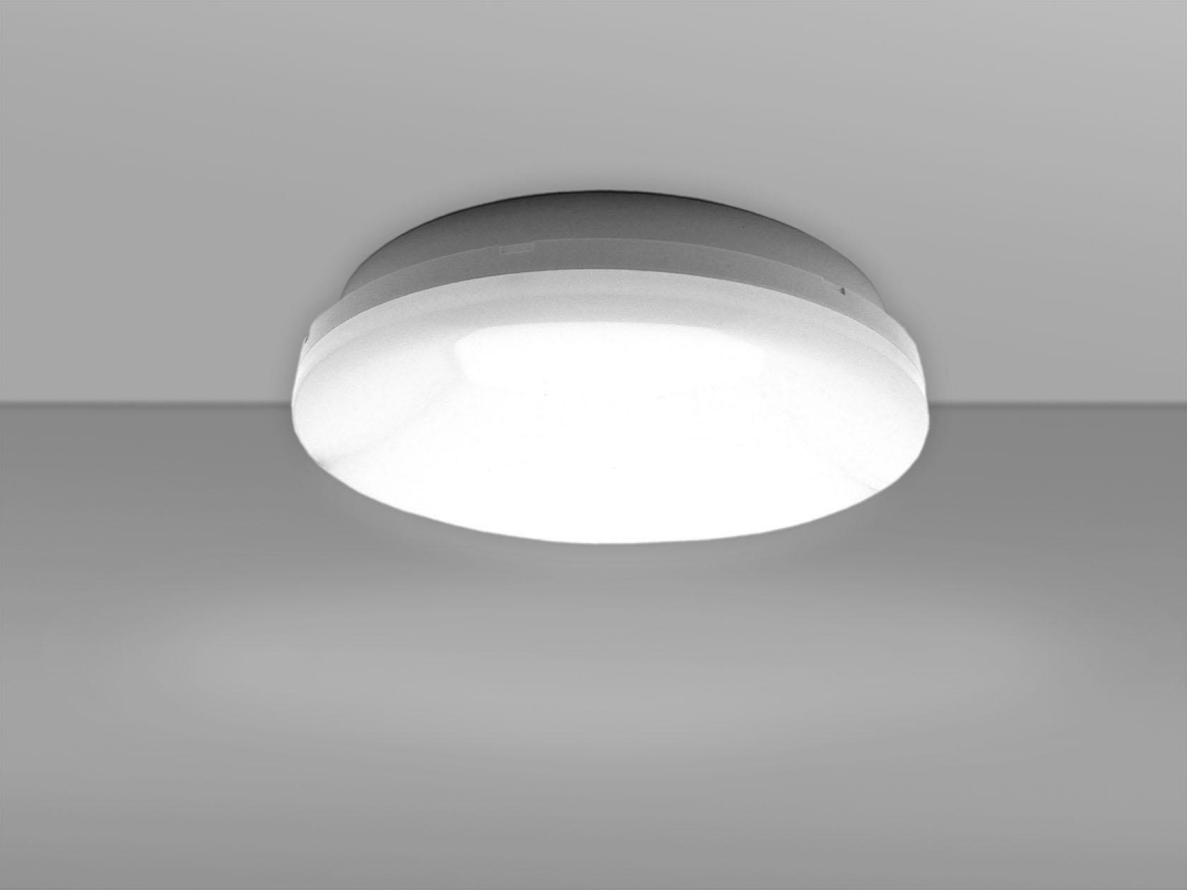 Plafoniera Led 4000k : Nobile illuminazione plafoniera led tonda w k lm ip