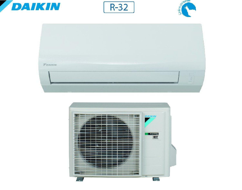 Daikin Condizionatore Climatizzatore Inverter Ftxf35A+Rxf35A Sensira R32 A++ 120