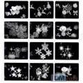 giocoplast giocoplast decorazione natalizie proiettore led ad uso esterno-interno 12 immagini intercambiabili con trasformatore 86017021