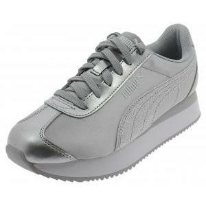 scarpe puma argento donna