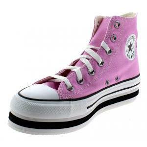 Converse chuck taylor all star platform high top scarpe sportive donna rosa 567995c