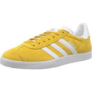 gazelle adidas uomo gialle