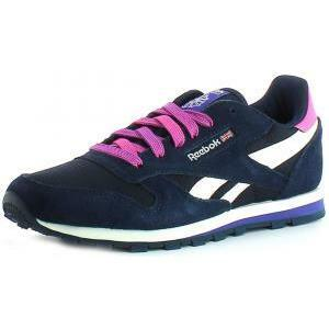 Reebok scarpe sportive bambina argento pelle tela strappi j85656