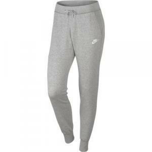 nike pantaloni tuta grigi