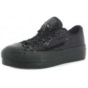scarpe donna nere converse