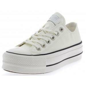 Converse 559829C Scarpe Scarpa da ginnastica di tela bianca