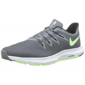 Quest scarpe sportive uomo grigie aa7403007