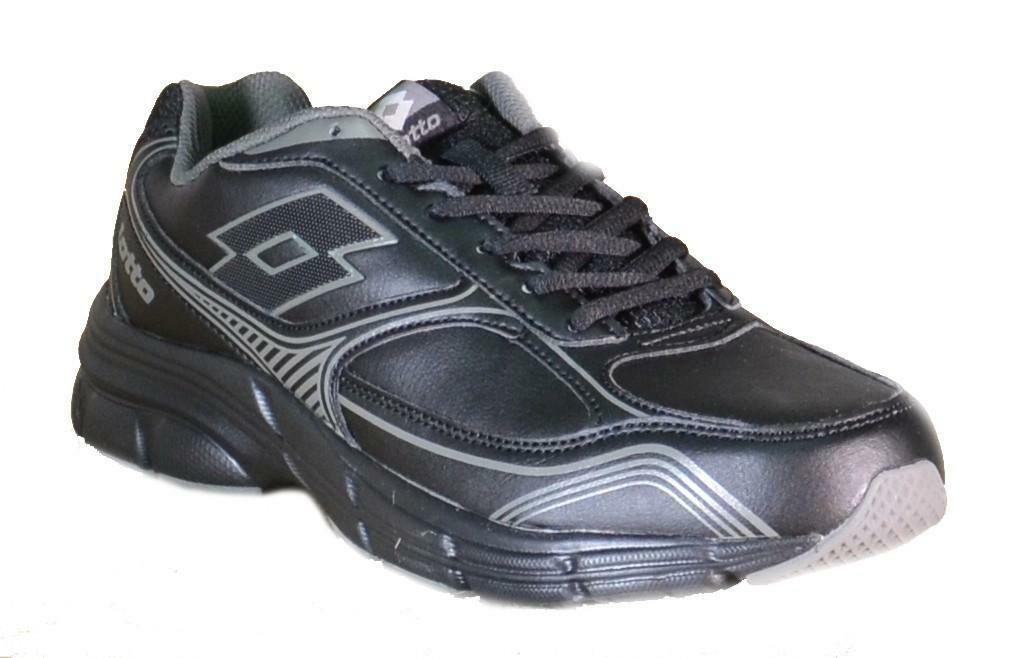 lotto lotto antares vii lth scarpe sportive uomo nere r8478