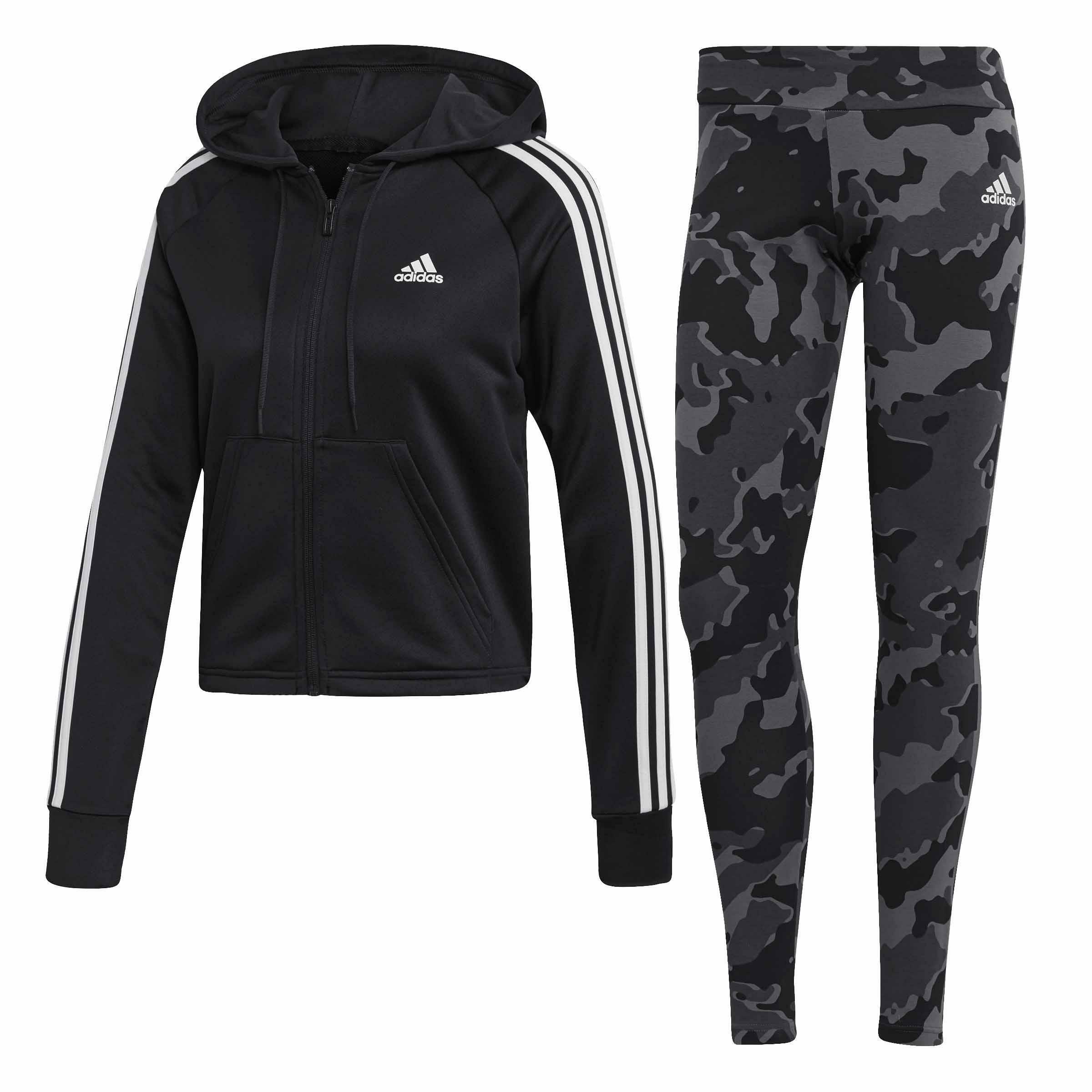 094d916d25 Adidas wts hoody-tight tuta donna nera dz8708