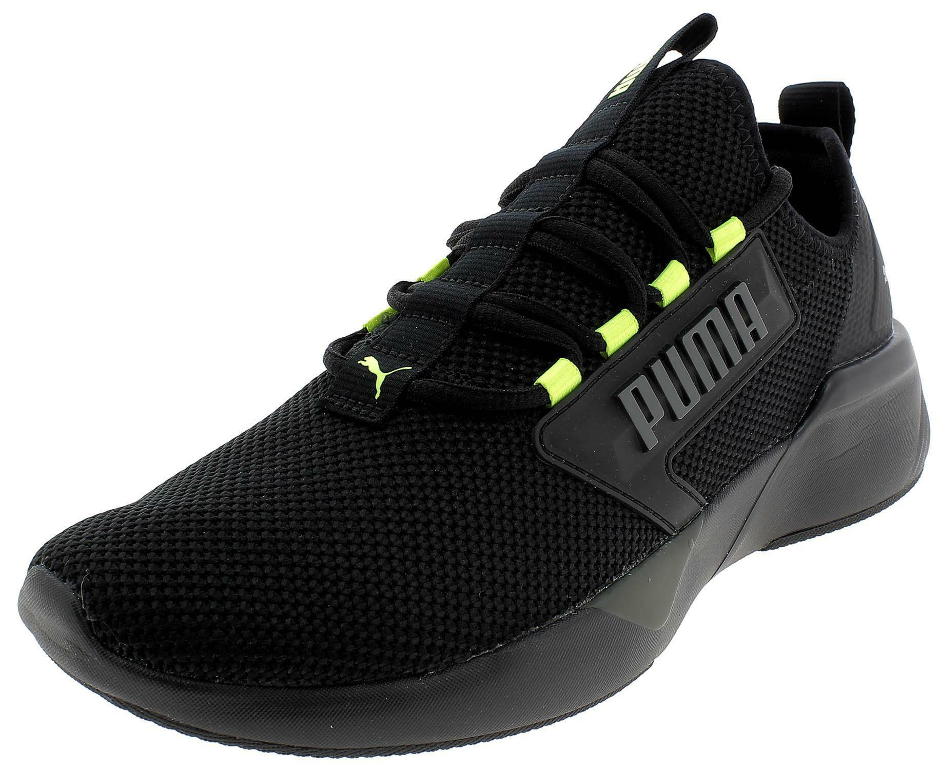 puma scarpe nere uomo