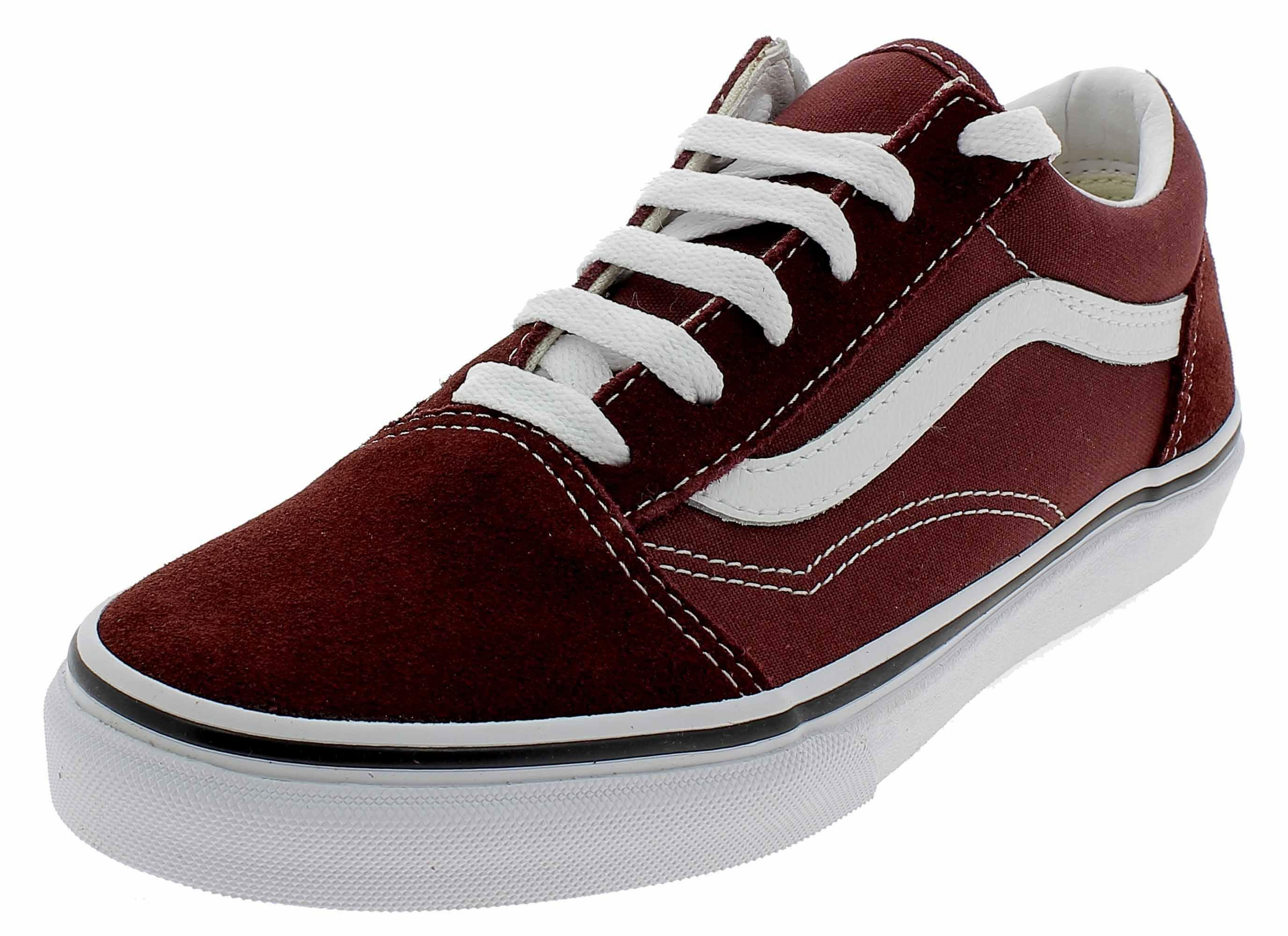 scarpe vans donna bordeaux