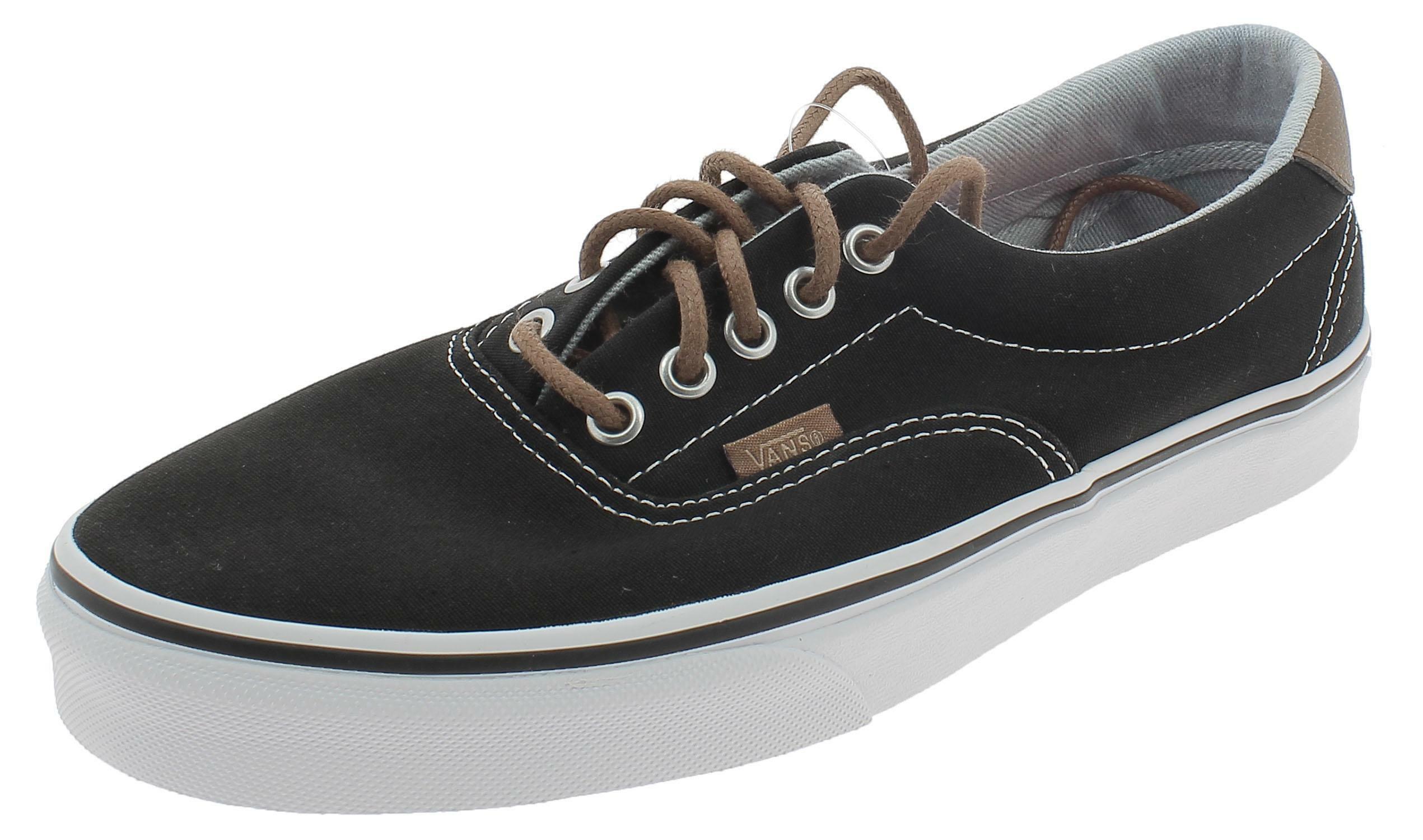 Vans era 59 scarpe sportive uomo nere vn0a38fsqk31