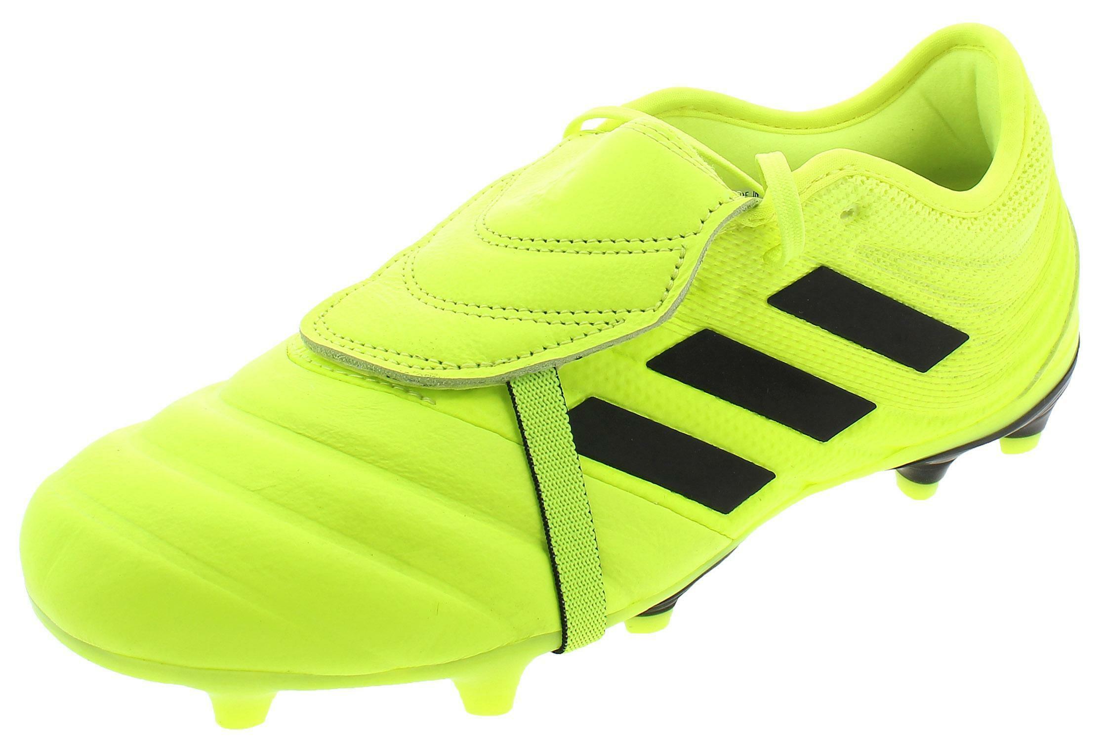 adidas adidas copa gloro 19.2 fg scarpini calcio uomo gialli f35491
