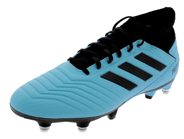 adidas adidas predator 19.3 sg scarpini calcio uomo celesti ef8033