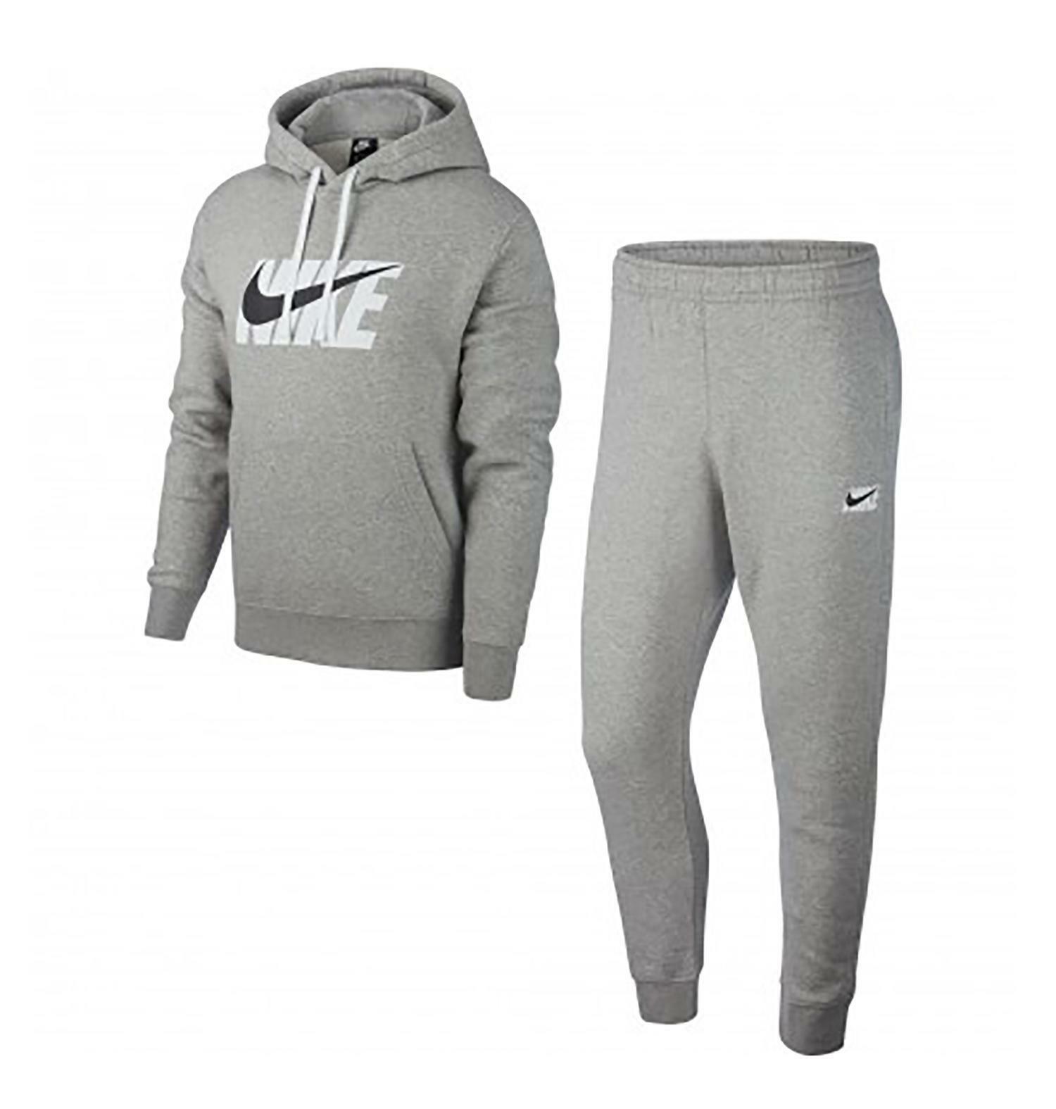 jogging homme gris nike
