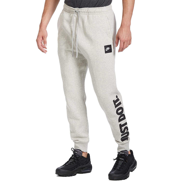 Nike pantaloni uomo grigi bv5114050