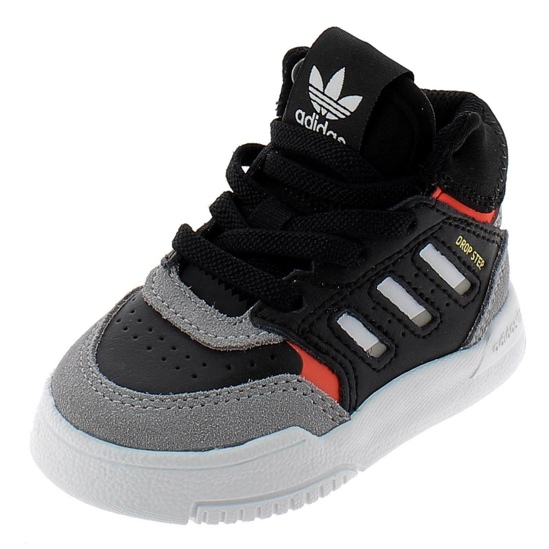 adidas adidas drop step i scarpe sportive bambino nere ee8768