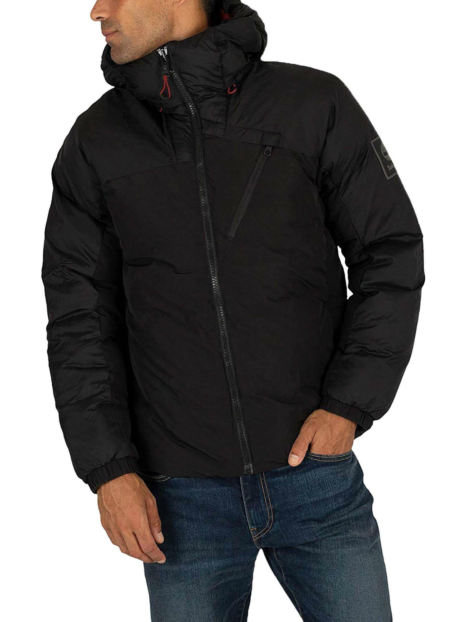 Timberland neo summit jck giubbotto uomo nero tb0a1x3q001