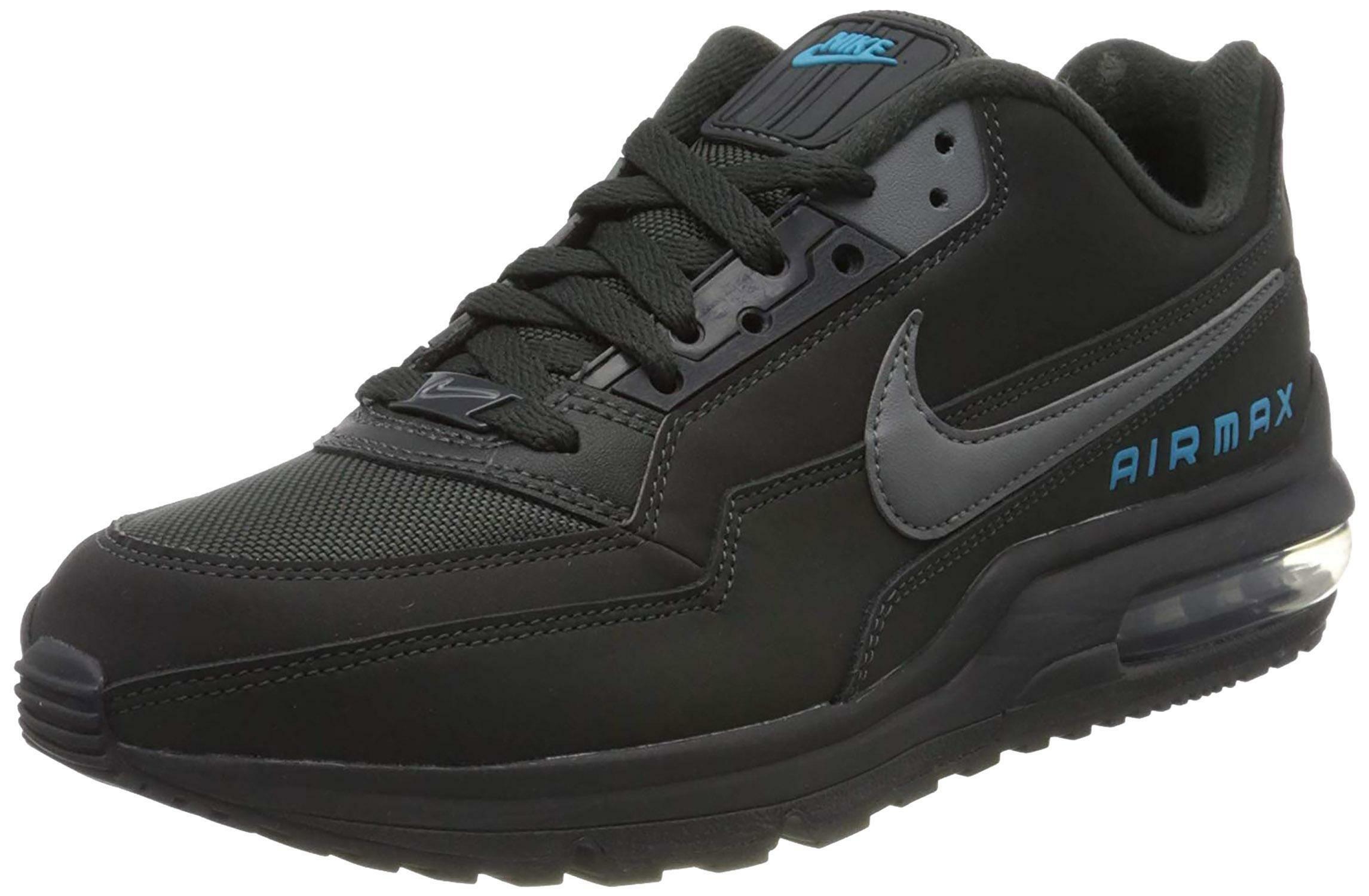 Nike air max ltd 3 scarpe sportive uomo nere ct2275002