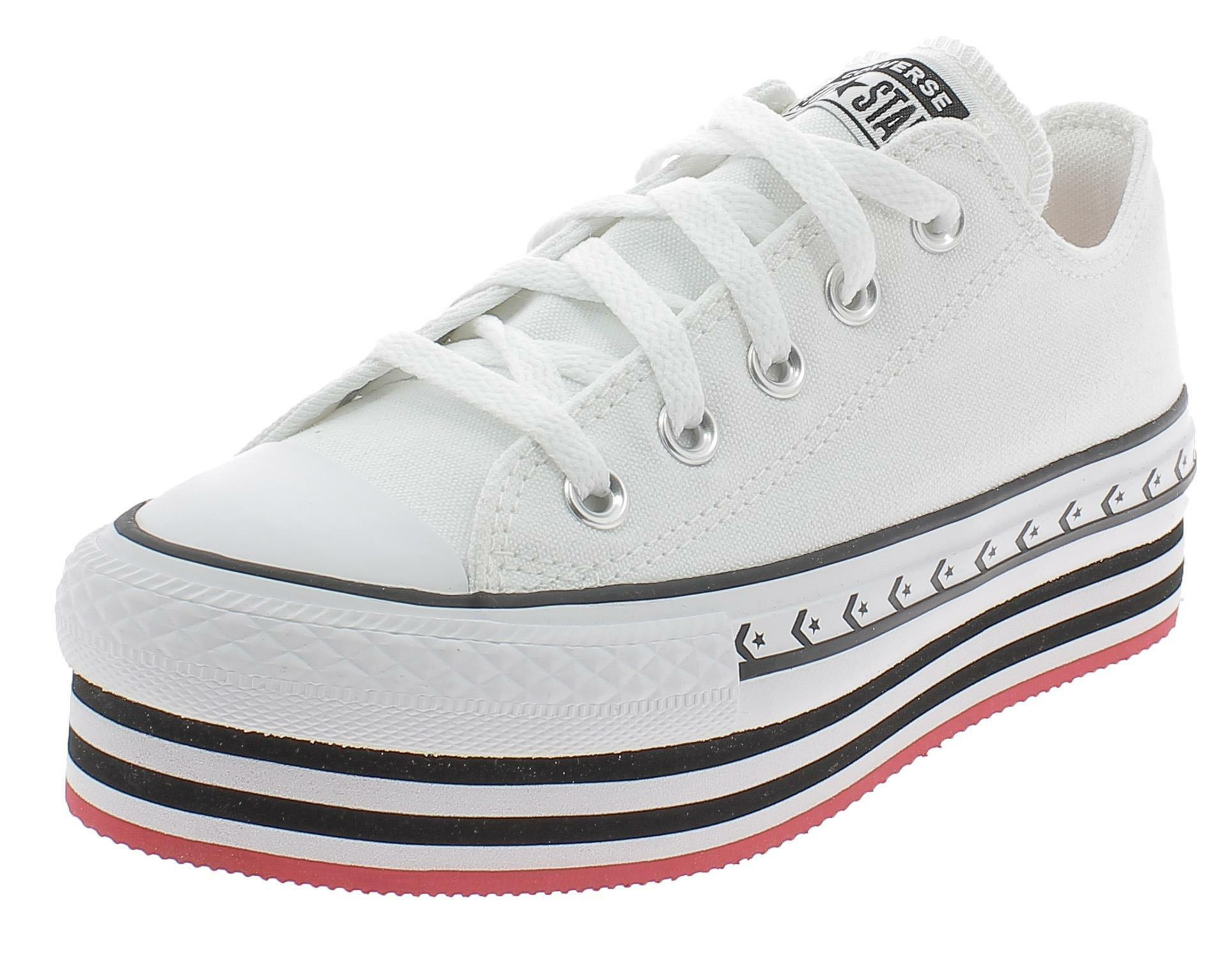 converse scarpe bianche donna