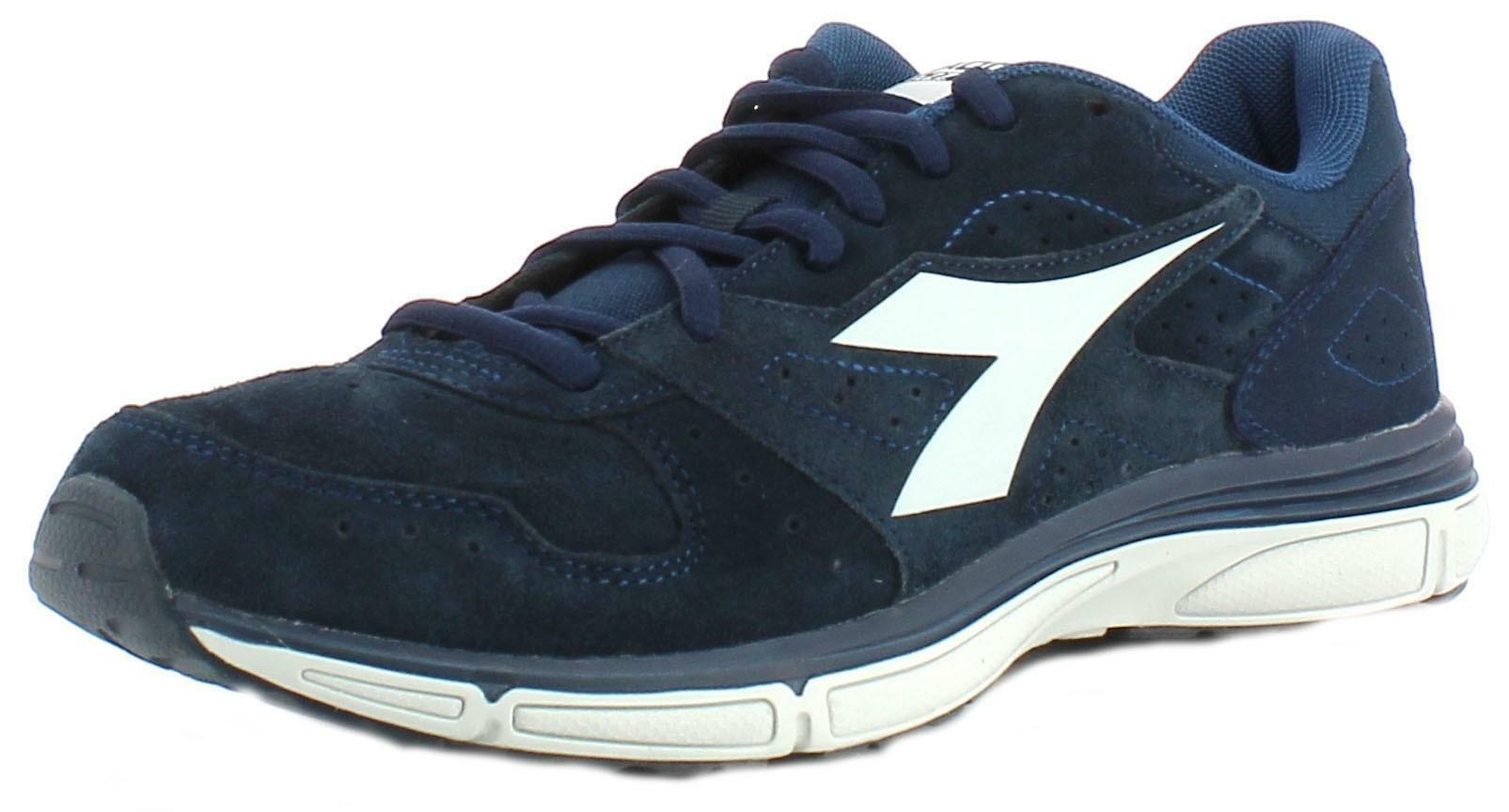 diadora diadora plus s scarpe sportive uomo blu