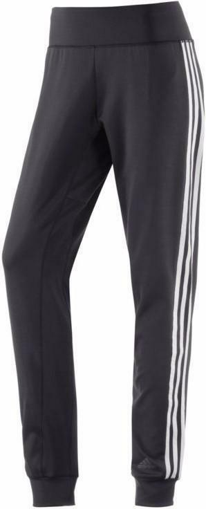adidas adidas d2m cuff pantaloni donna neri