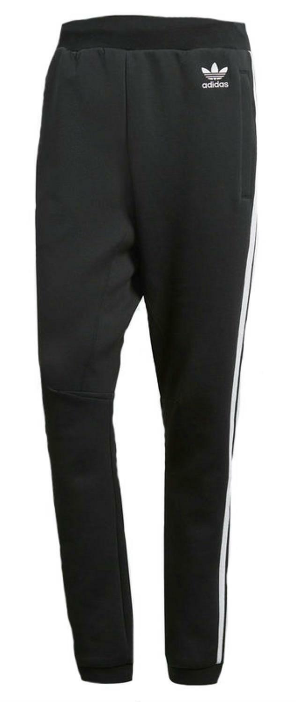 adidas adidas curated pantalone tuta uomo nero