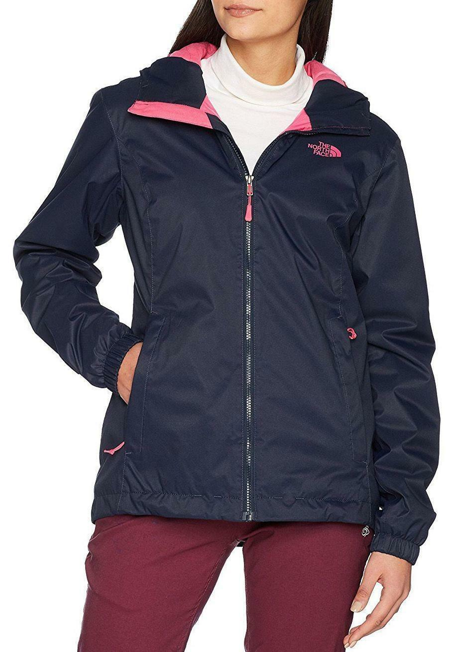 the north face the north face w quest insulated giubbotto donna blu