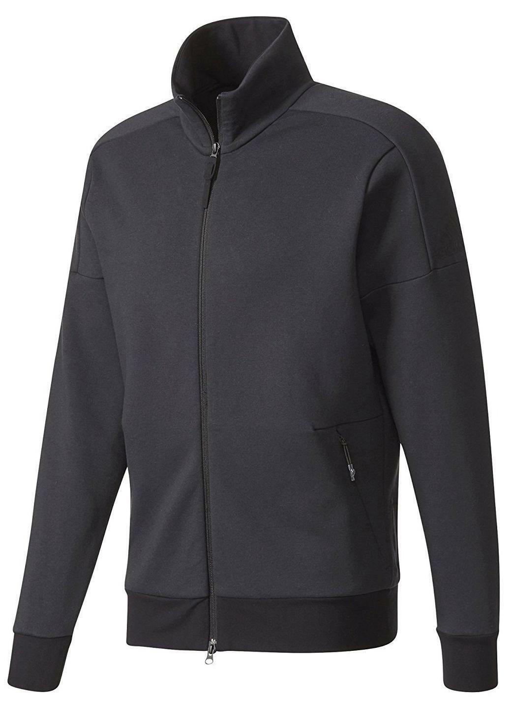 Adidas zne track top giacchetto uomo nero