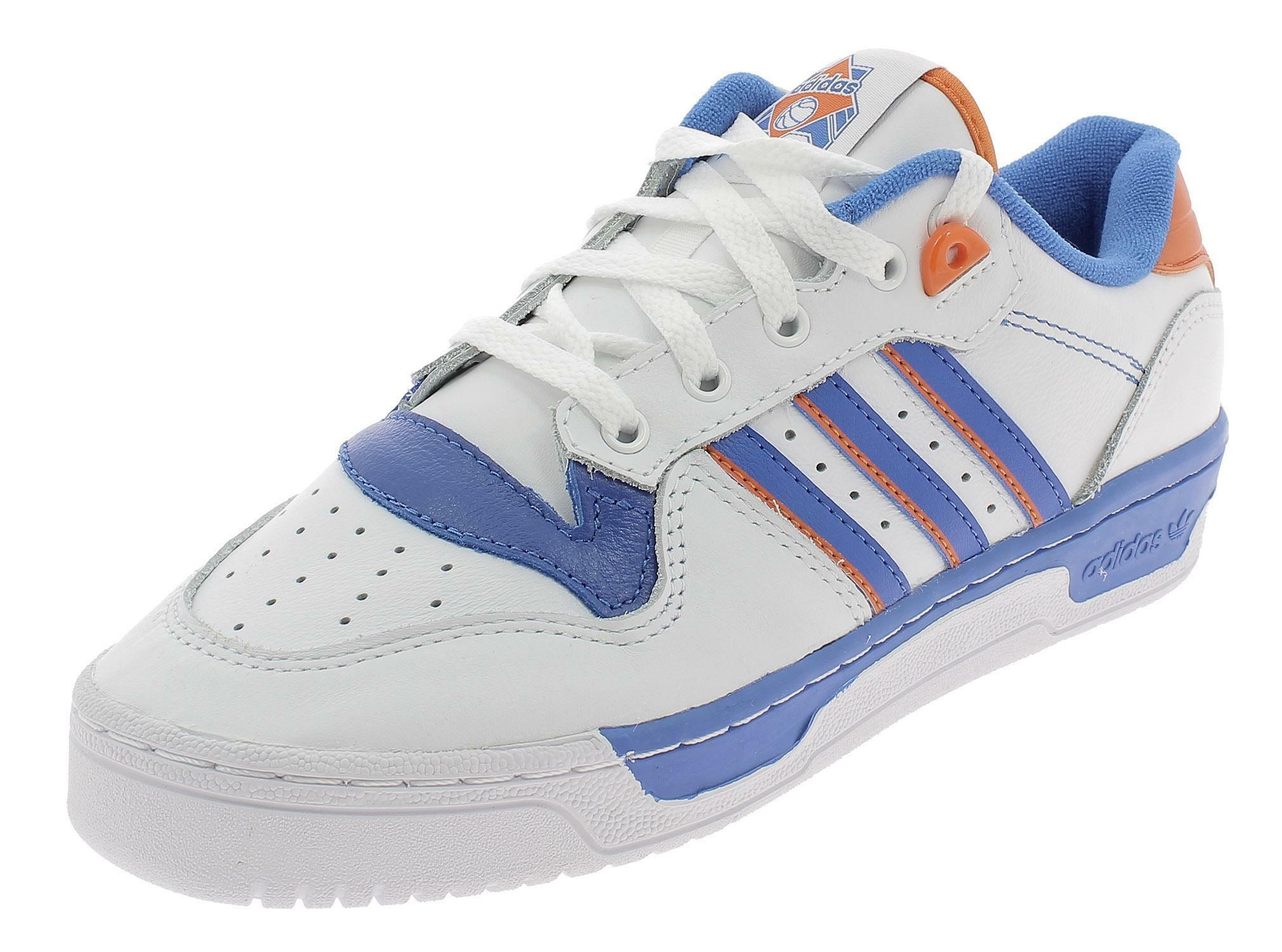 rice potato Apparently  Adidas rivalry low scarpe sportive uomo bianche fu6833
