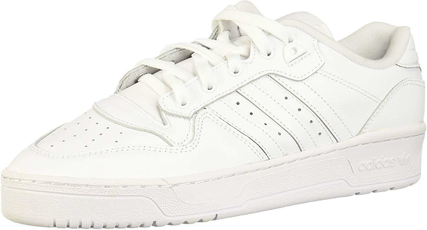 Bungalow Suitable Cereal  Adidas rivalry low scarpe sportive uomo bianche ef8729