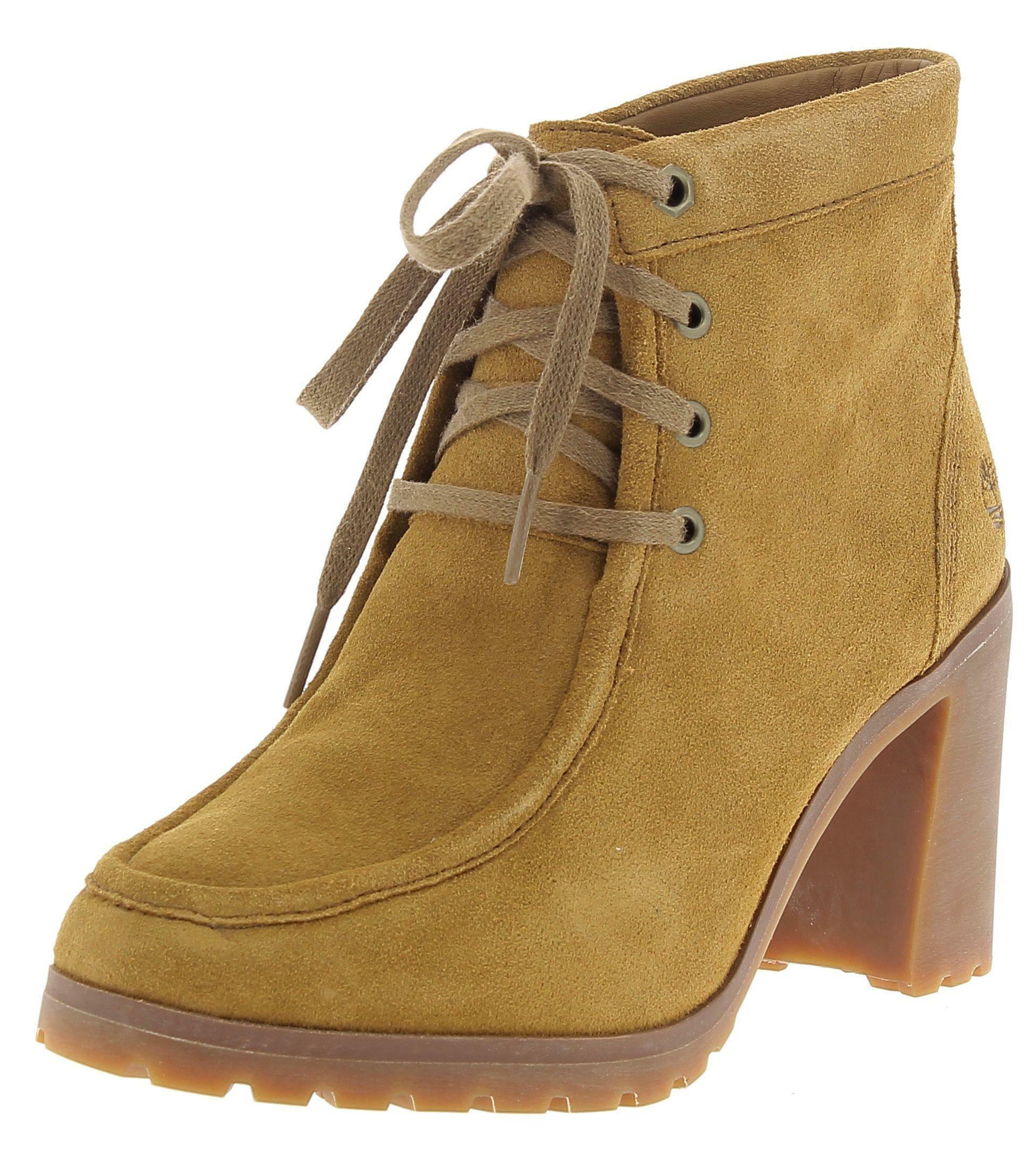 promo code e5541 508f7 Timberland allington chukka stivaletti donna gialli