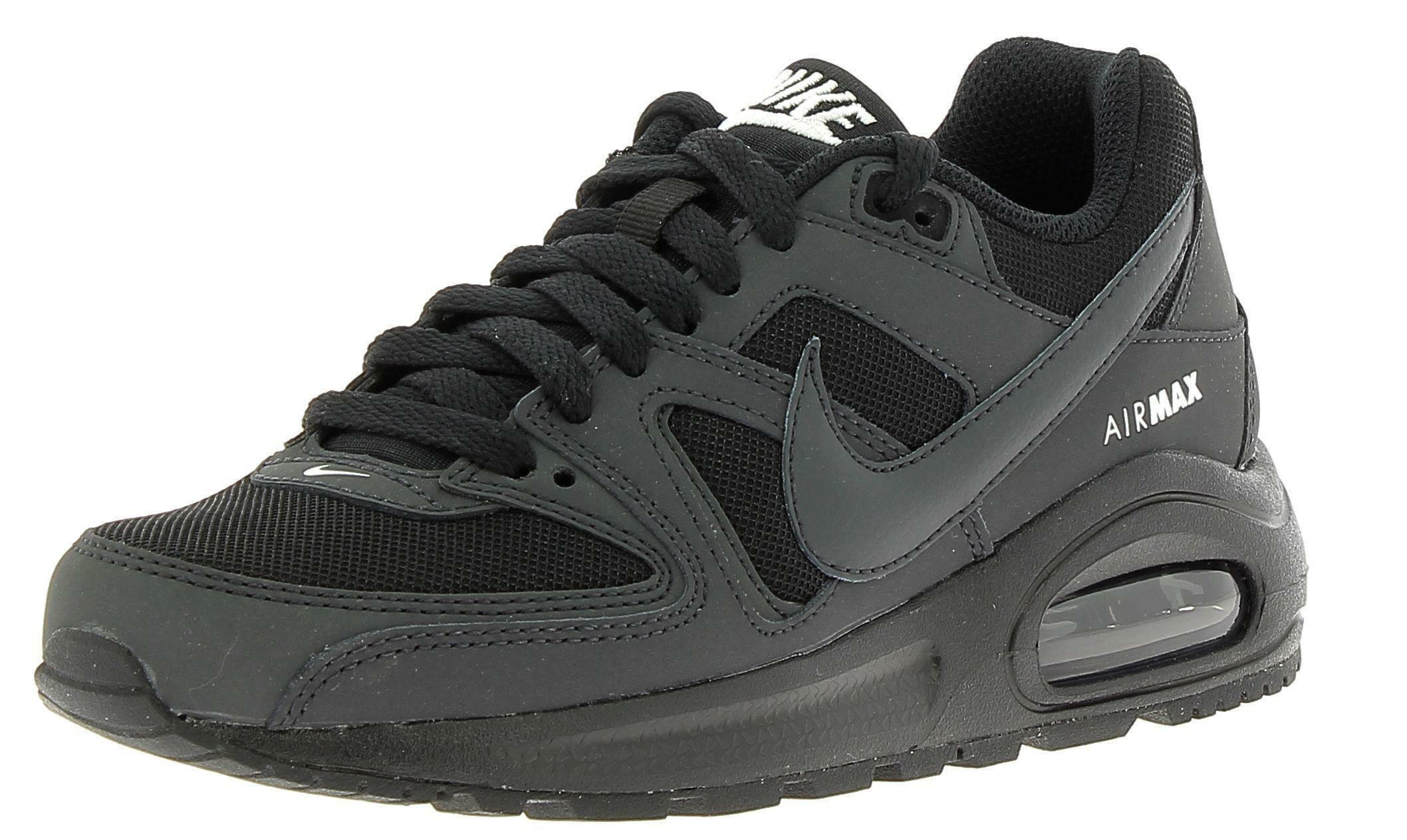 Nike air max command flex (ps) scarpe sportive bamino nere