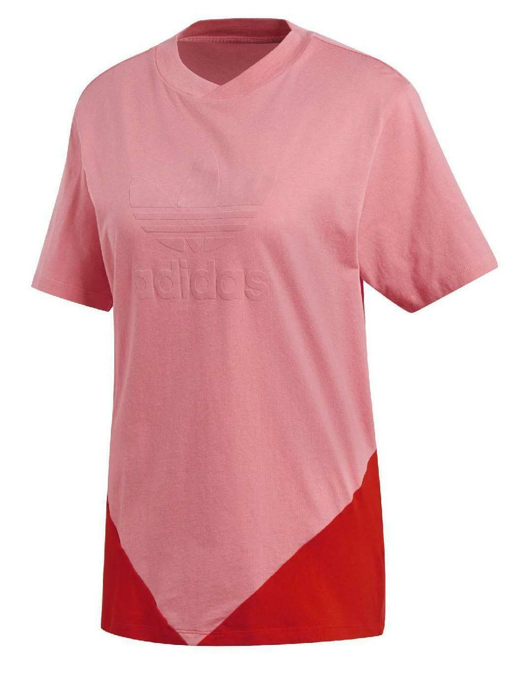 adidas adidas colorado t-shirt donna rosa ce1742