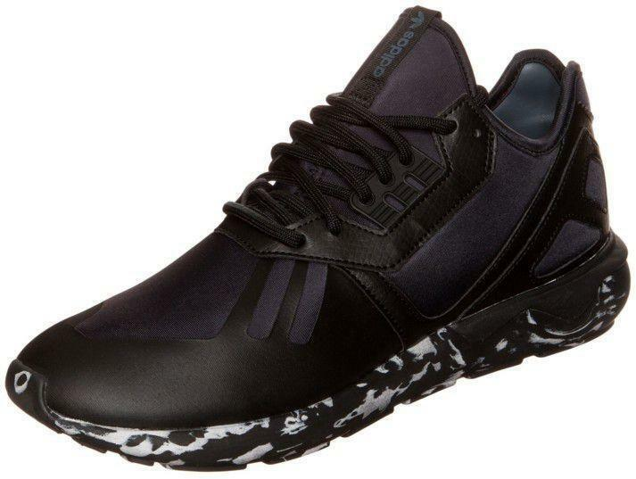 the best attitude a4217 4e66c Details about ADIDAS Tubular Runner Black Men's Shoes F37532