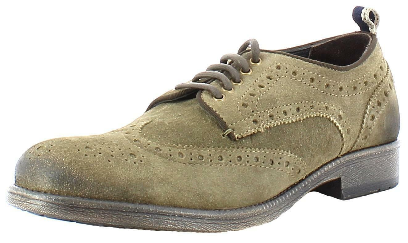 finest selection 9436e f1b85 Wrangler castle brogue scarpe uomo