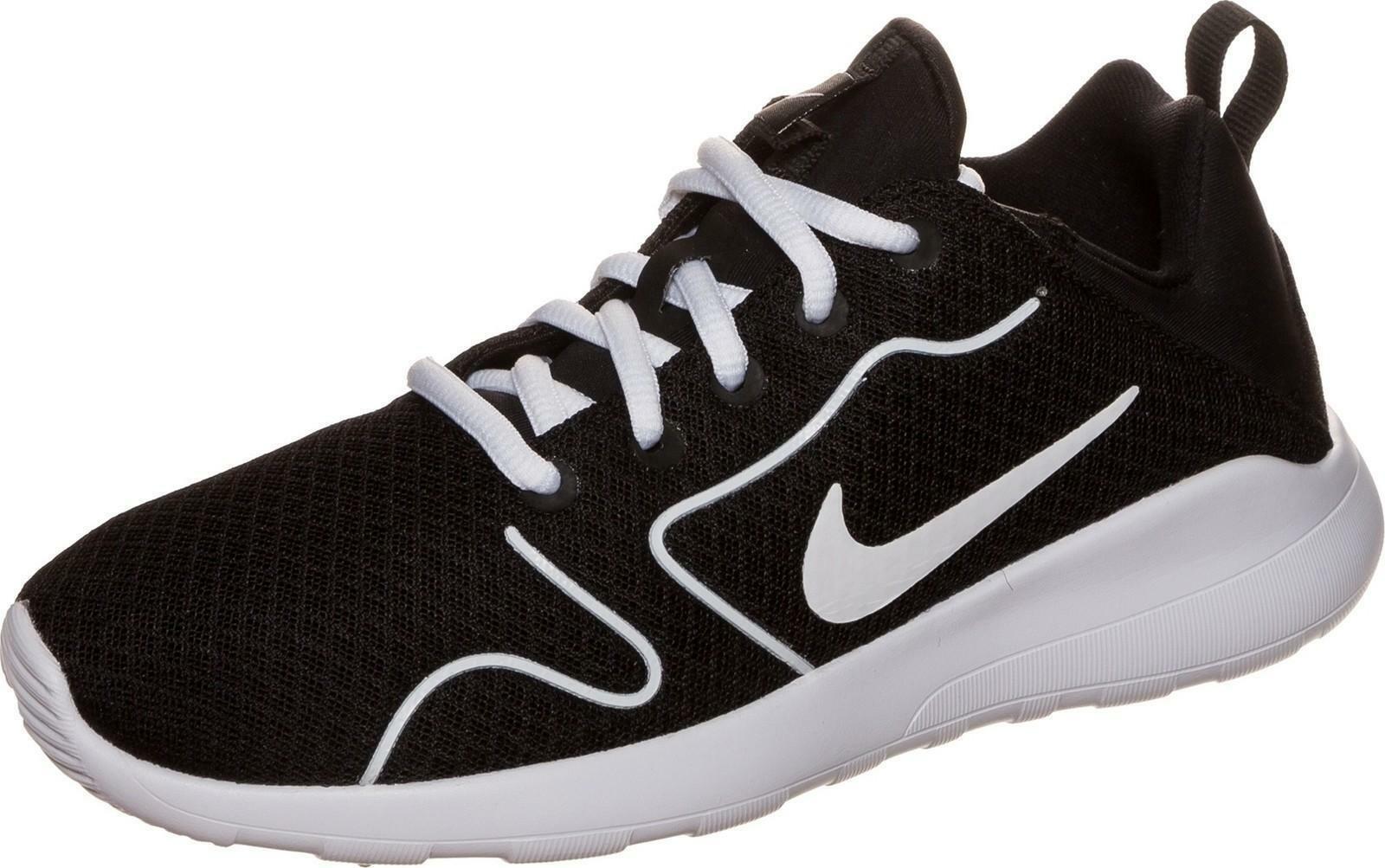 brand new f2a0c b2081 Nike Kaishi 2.0 Scarpe Sportive Donna Tela Nero   eBay