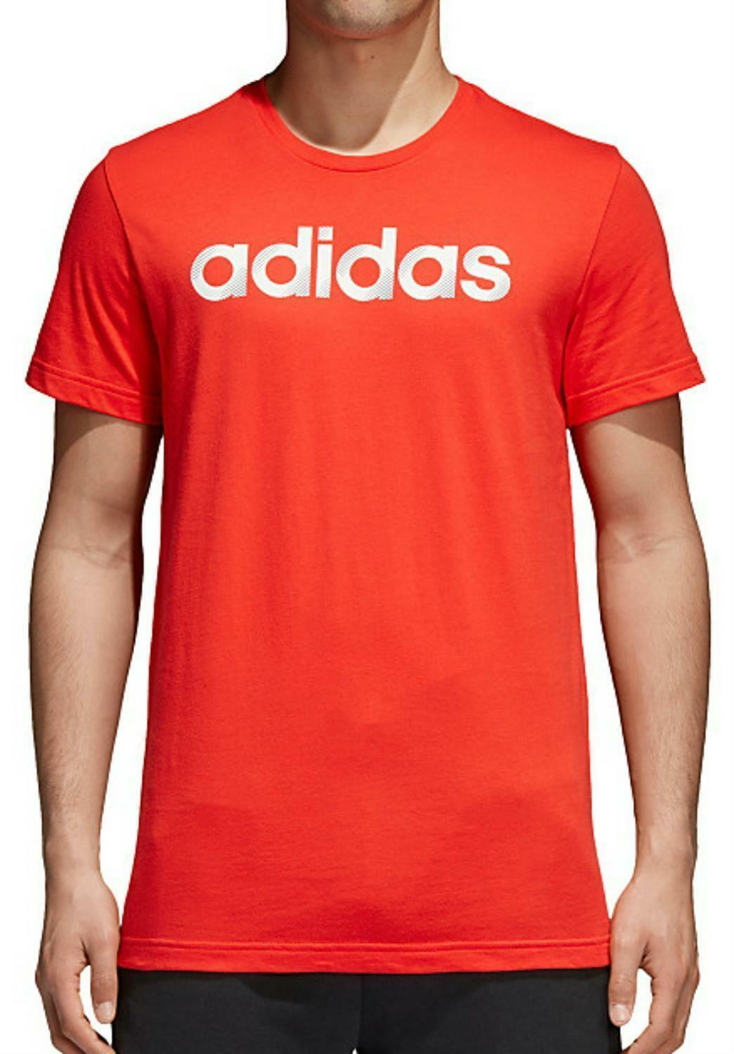 adidas adidas sliced linear t-shirt uomo cv4513