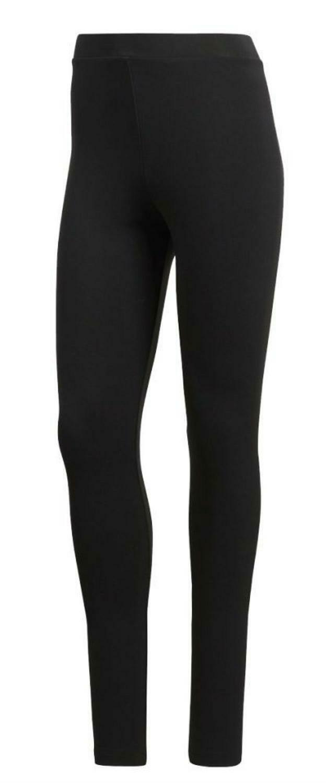 adidas adidas originals trefoil tight leggins donna nero