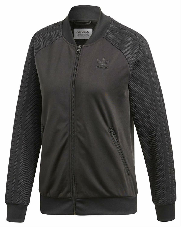 adidas originals adidas colorado track top giacchetto donna nero ce4878