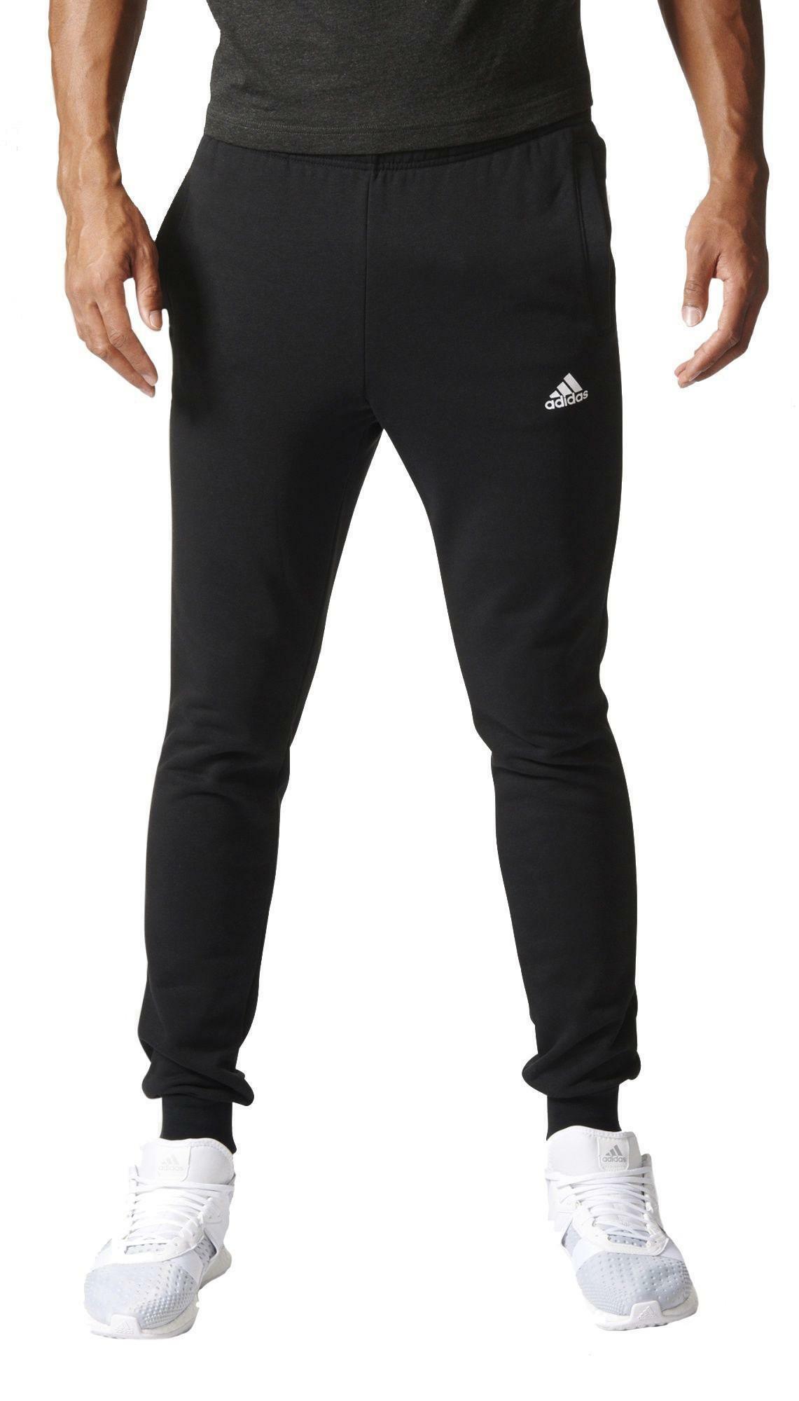 pantaloni adidas uomo nera