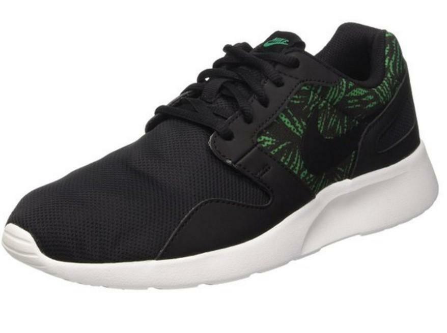 nike nike kaishi print scarpe sportive nere tela