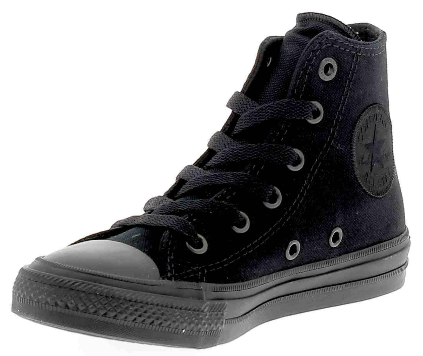 converse converse ctas ii hi scarpe sportive nere