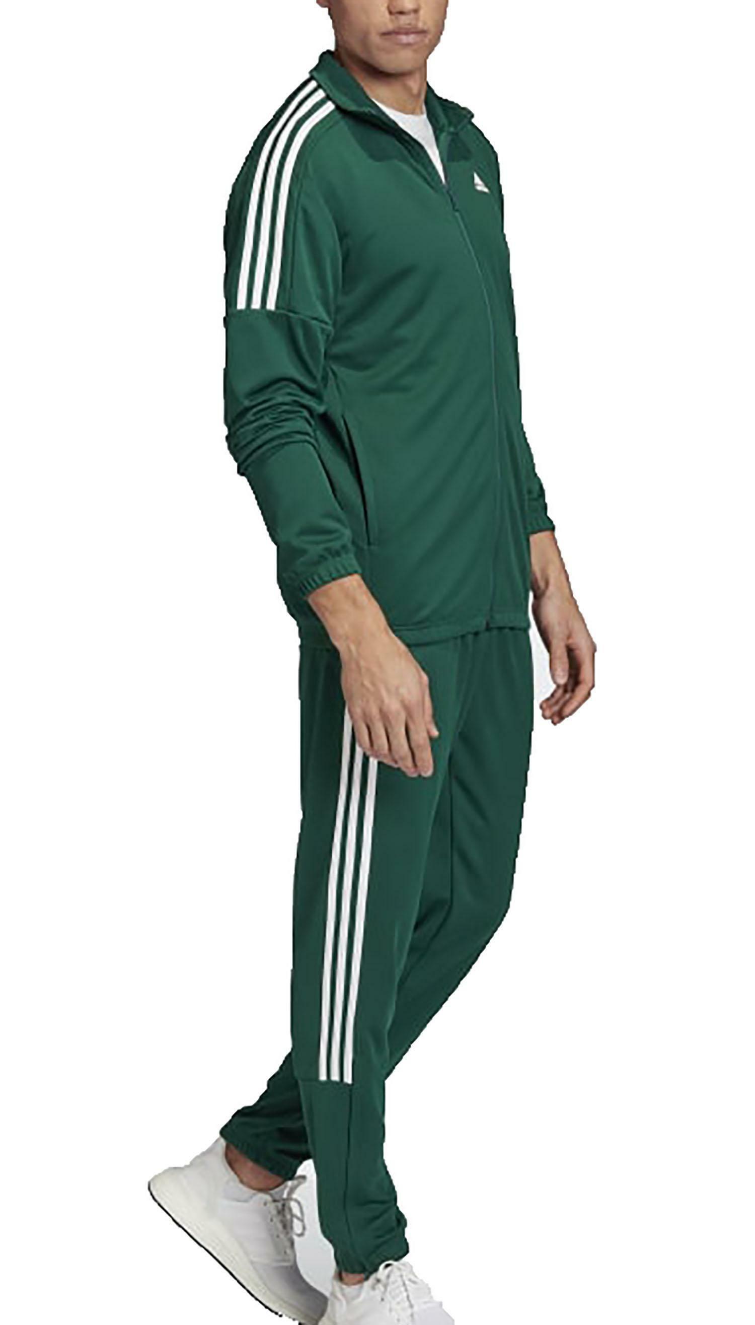 tubatura realizzazione Razionale  Adidas mts sport tuta uomo verde fk3504