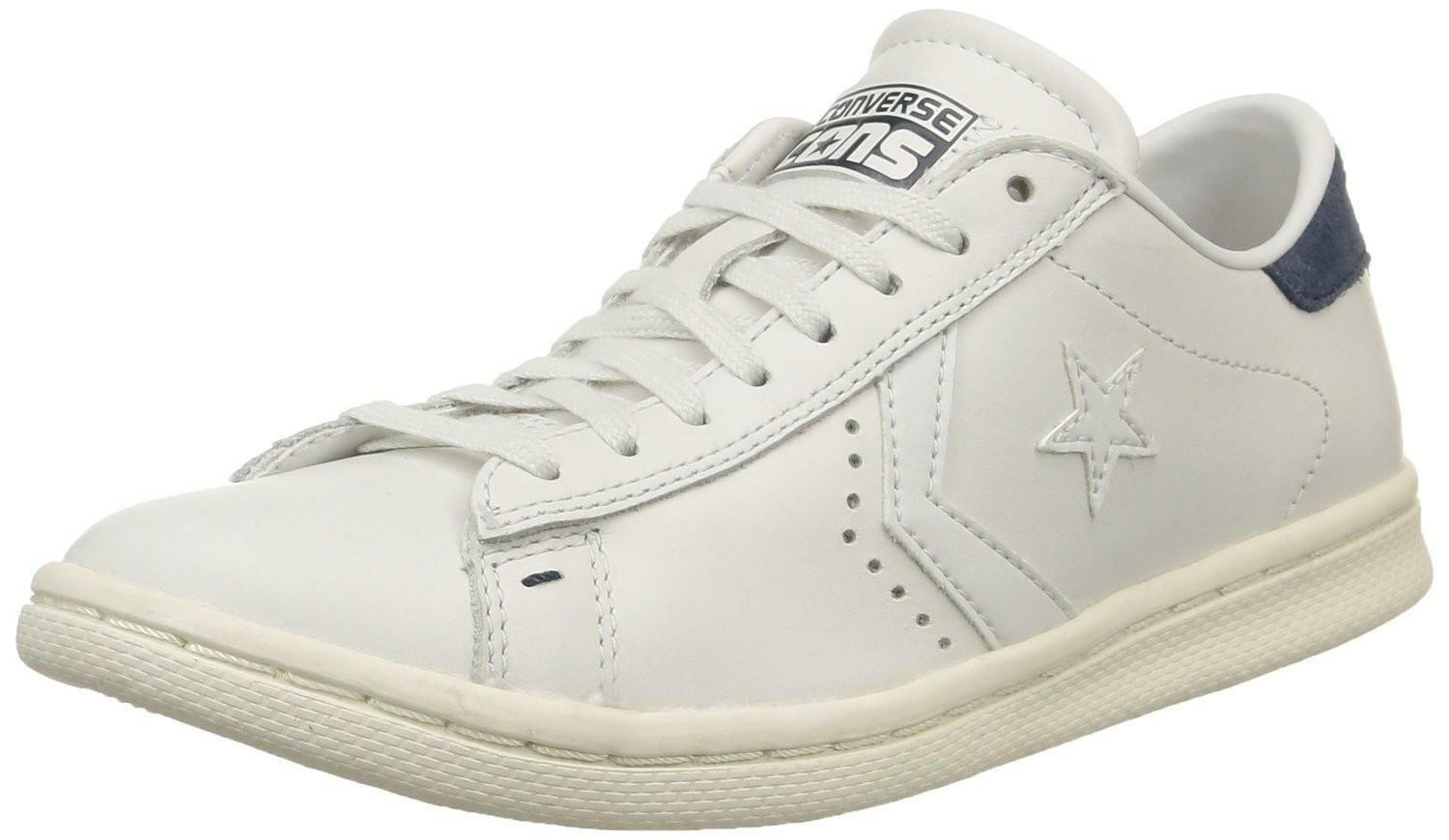 2pro leather converse bianche