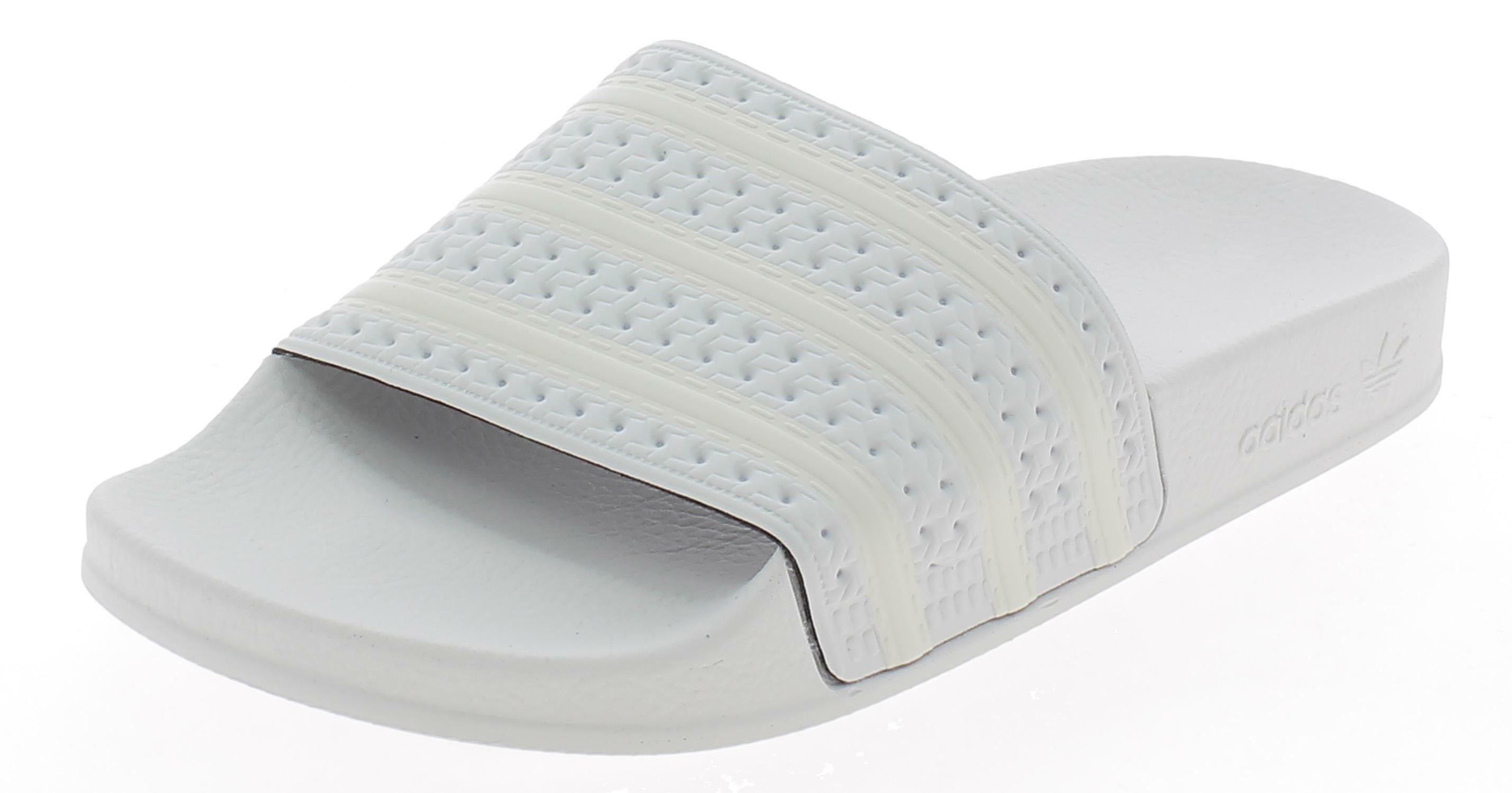 adidas adilette bianche