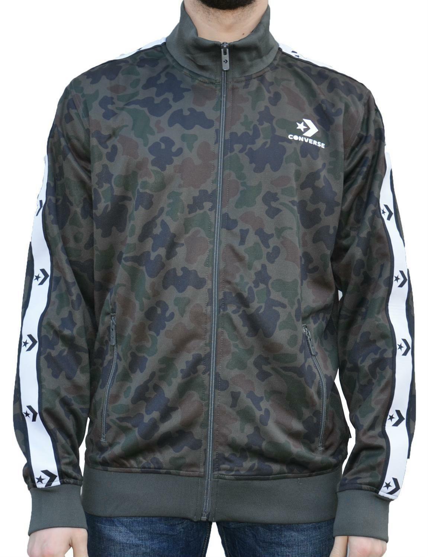 converse converse giacchetto uomo verde 7150a01
