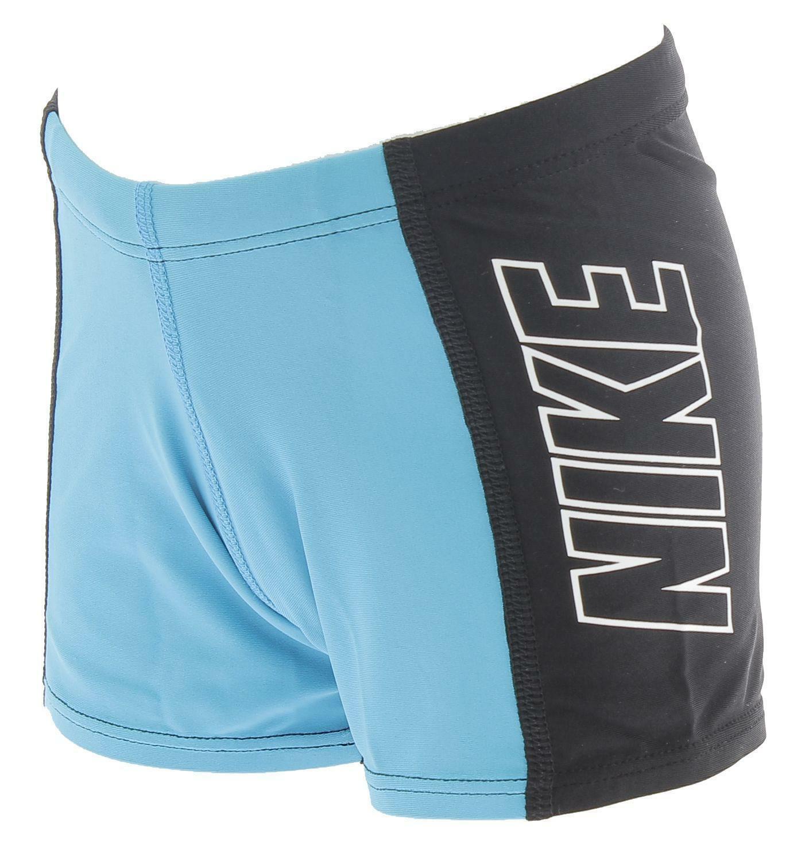 nike nike costume boxer bambino elasticizzato nero