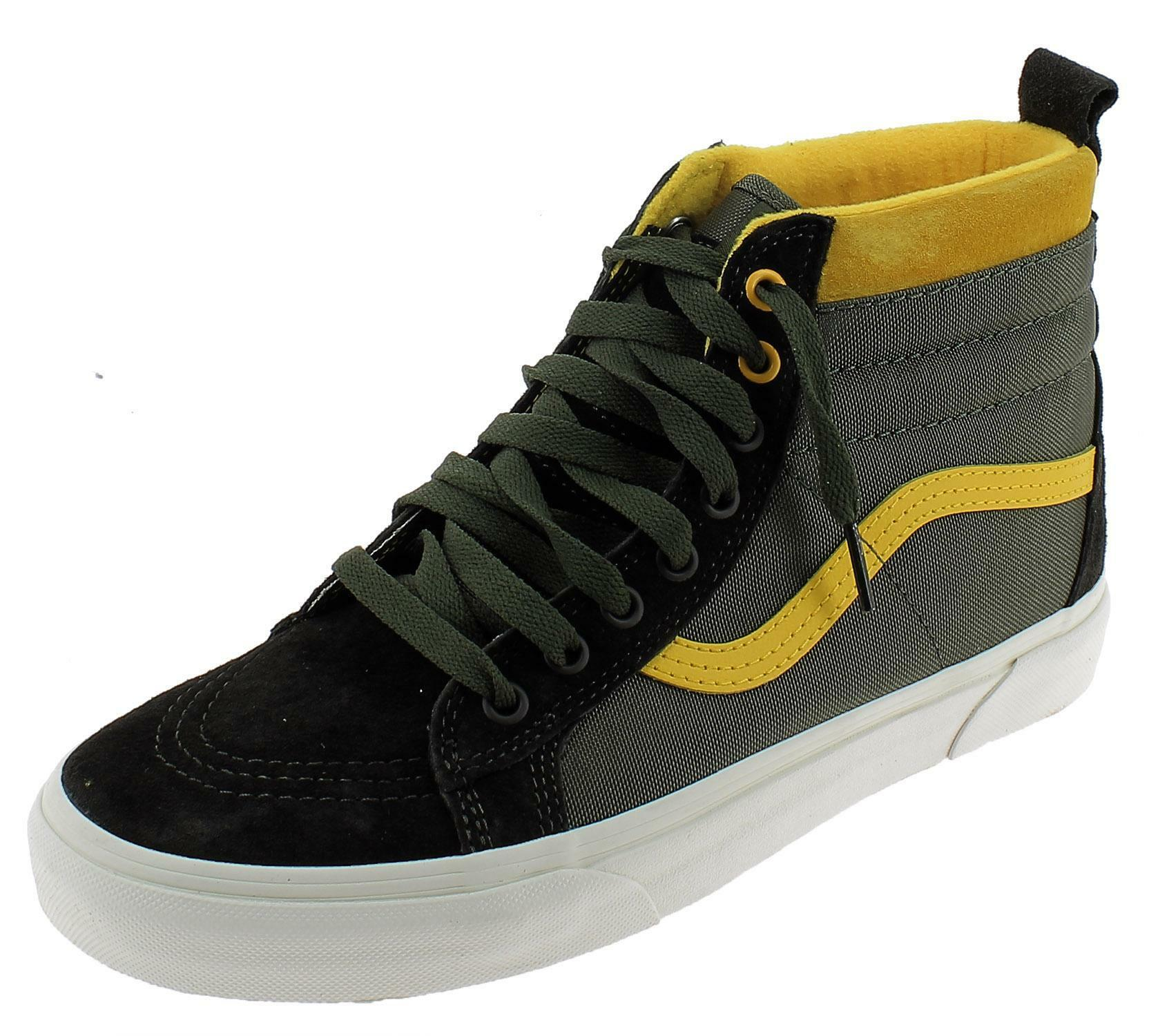 Vans sk8-hi mte scarpe sportive uomo verdi vn0a4bv72uo1
