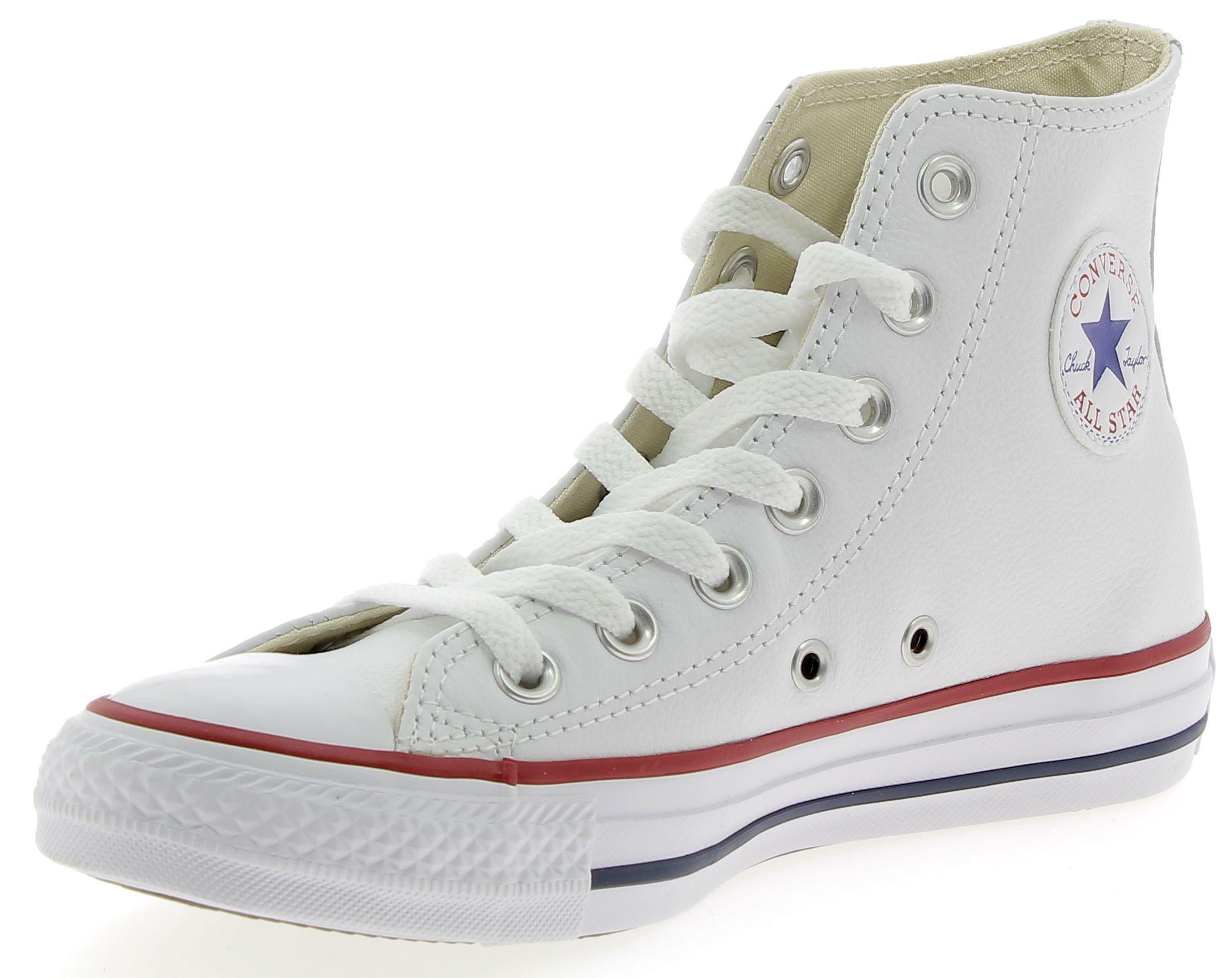 converse converse ct hl scarpe sportive pelle bianche